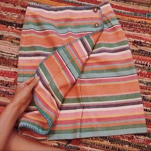 Vintage f.l. Malik skirt